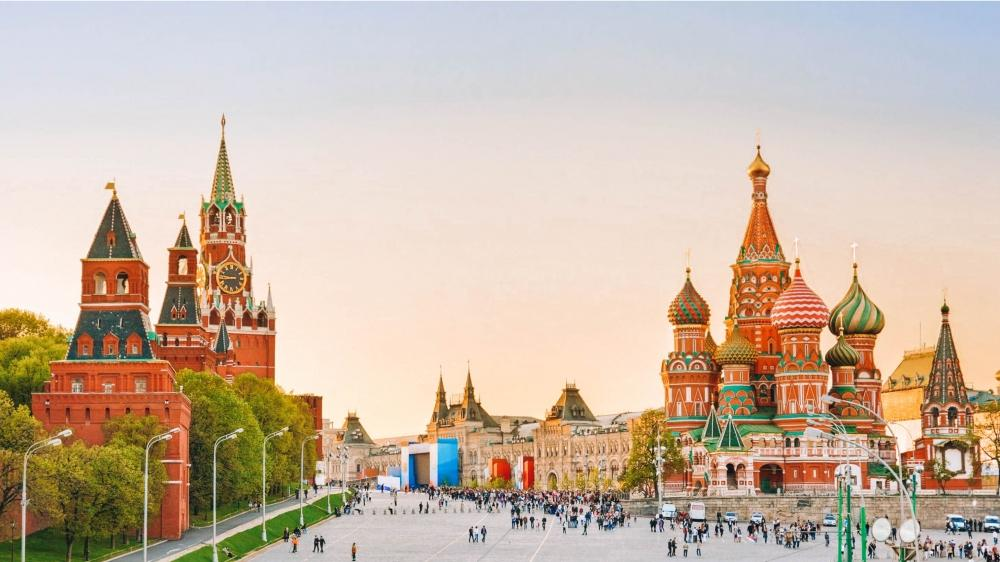 Top Highlights of Russia