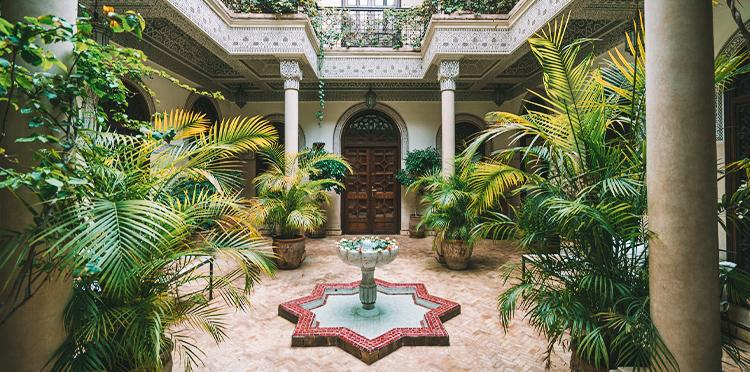 Halal-friendly stays for an Authentic Moroccan experience