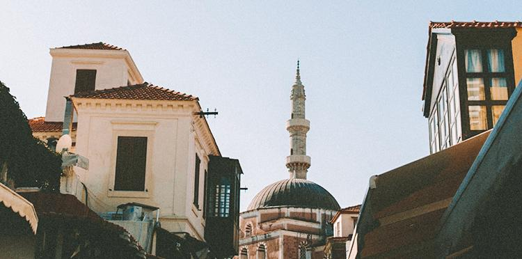 Islamic History and places of worship