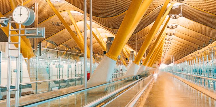 Religious facilities in Airports